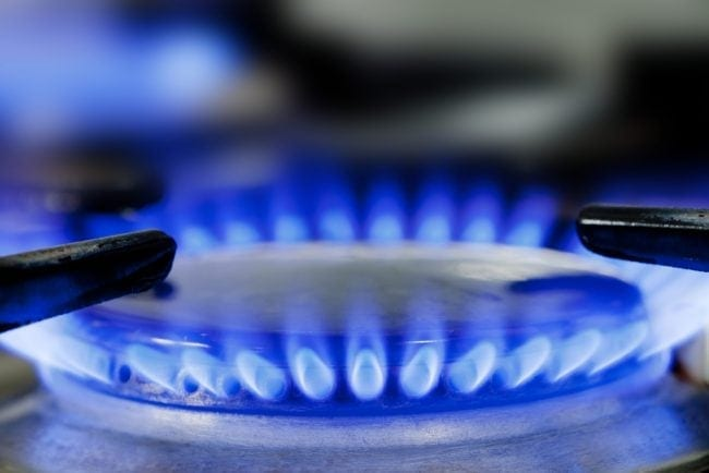 augmentation tarif du gaz 2018