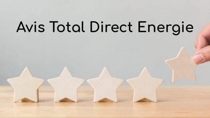 Total Direct Energie avis