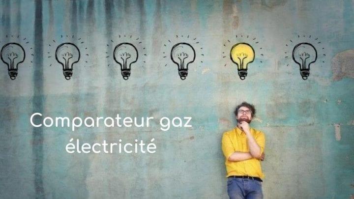 comparateur gaz électricité