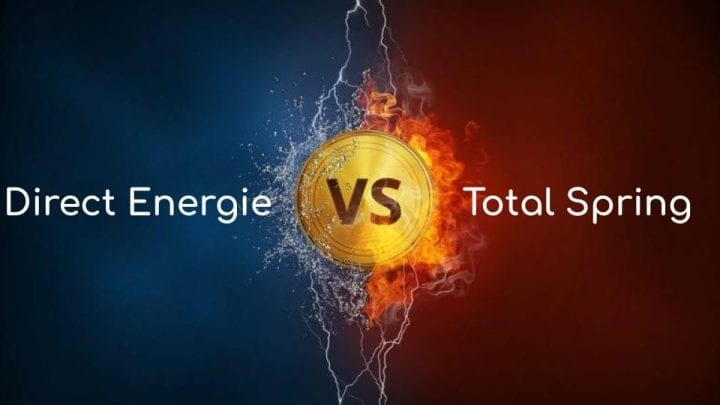 direct energie ou total spring