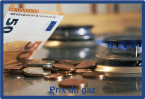 prix du gaz