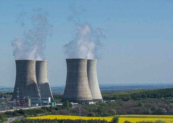 augmentation production nucleaire edf