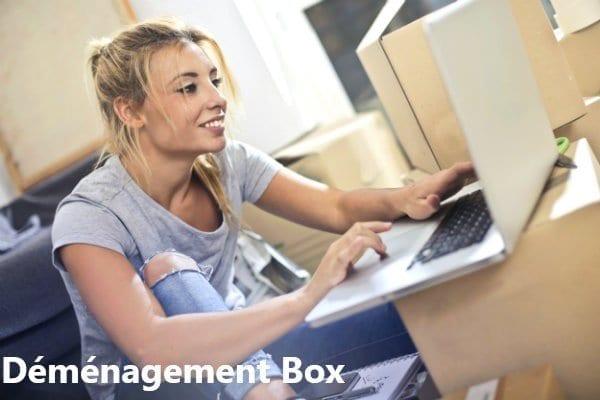 Déménagement box Internet
