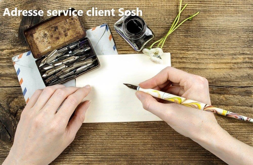 Adresse Service Client Sosh Contact De L Assistance De L Operateur
