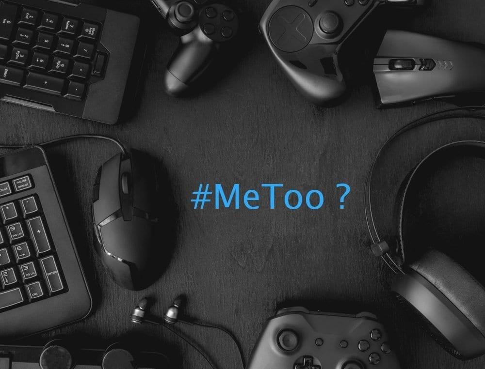 MeToo Jeux Video