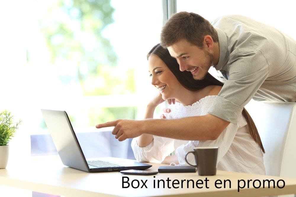 Promo box internet