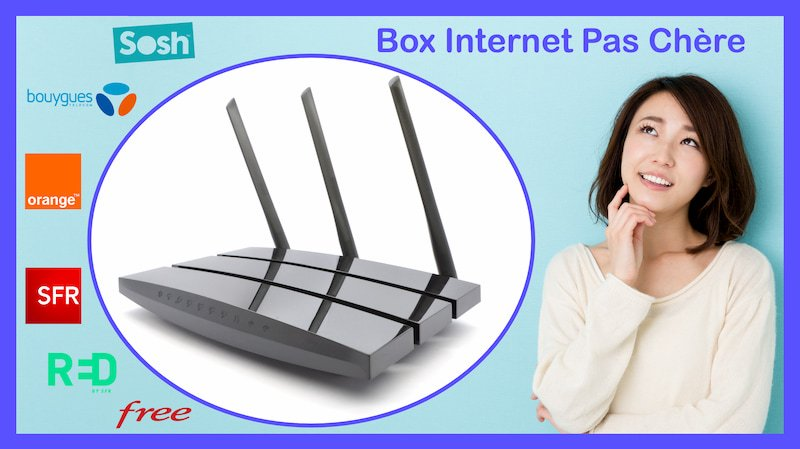 box internet pas cher