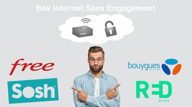 box internet sans engagement