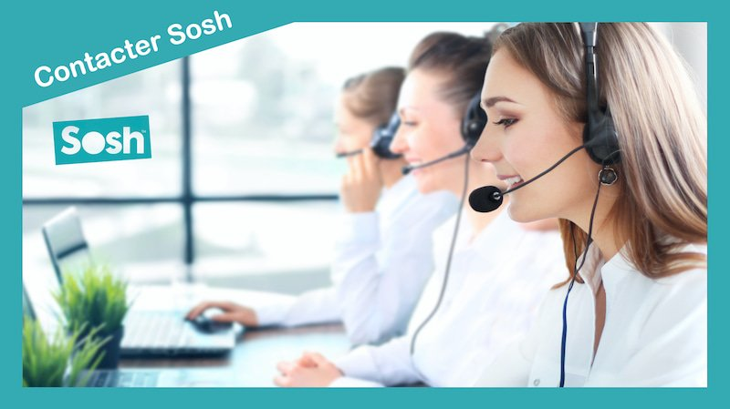Contacter Sosh Telephone Mail On Vous Dit Tout