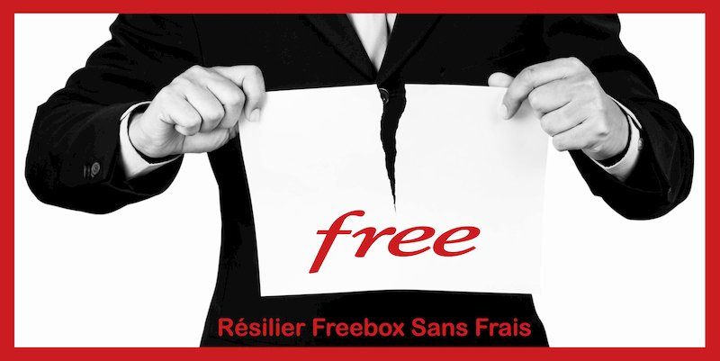 résiliation free