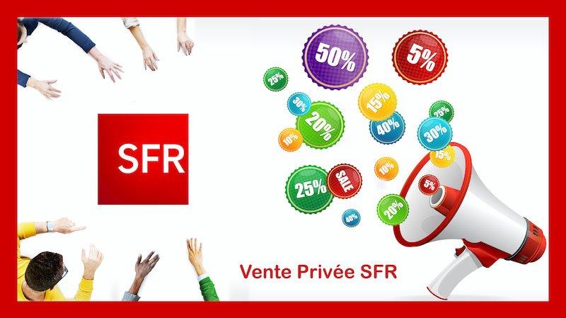 Vente privée SFR