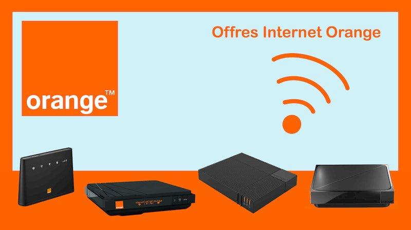 Offres internet orange