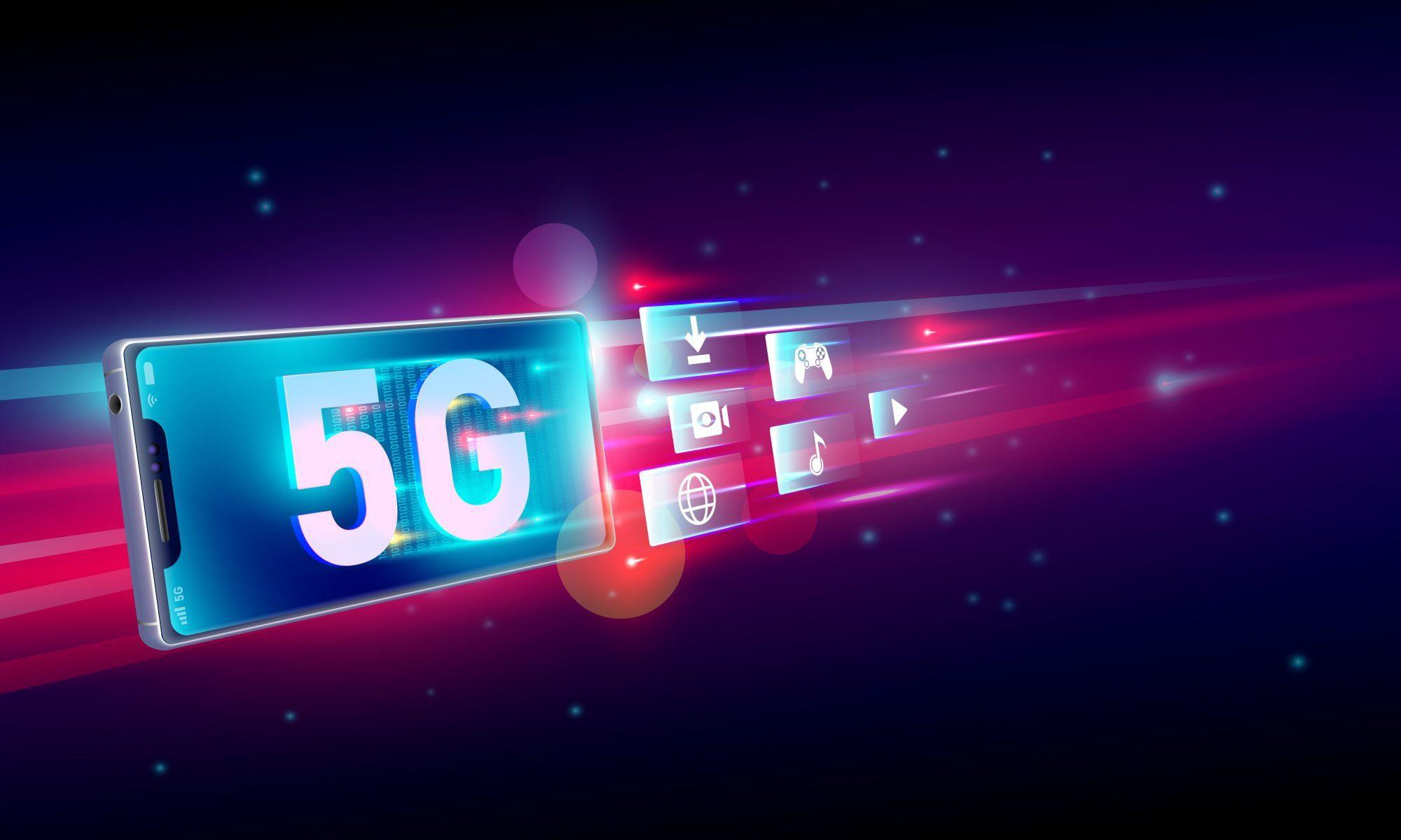Deux forfaits 5G pour la marque Réglo Mobile de E.Leclerc