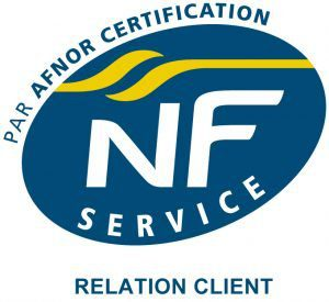 Label NF Service - Relation Client