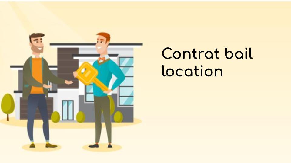 Contrat De Bail De Location Modeles Gratuits Pdf Word 2020