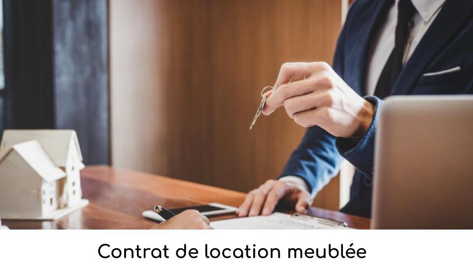 Contrat De Location Meublee Conditions Et Duree Du Bail