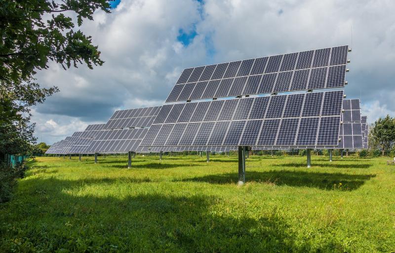 Solar energy in the UK