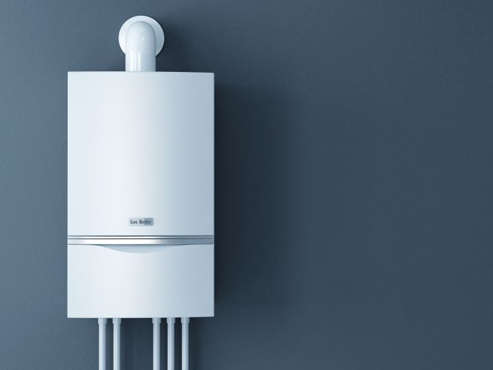 Switch to an energy saving boiler