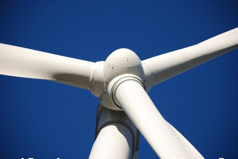 Private wind turbine