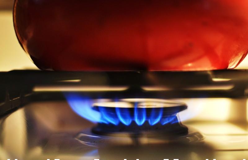 Average UK gas bill
