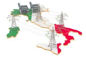 Il mercato dei fornitori di energia in italia