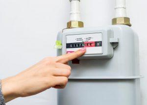 Funzionamento del contatore gas