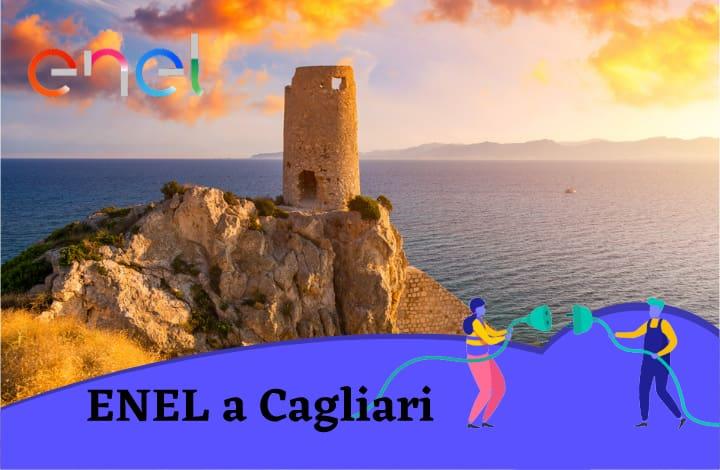 enel a Cagliari