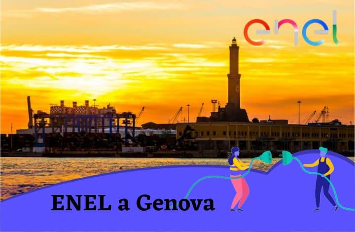 enel a Genova