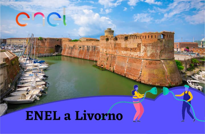 enel a Livorno