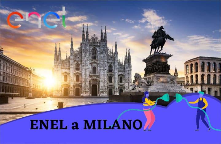 enel a Milano