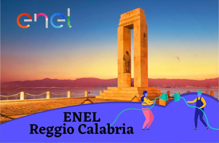 enel a Reggio di Calabria