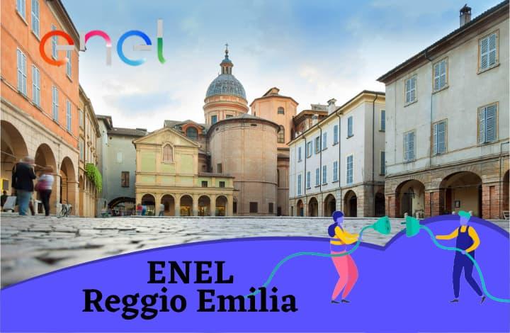 enel a Reggio nell'Emilia