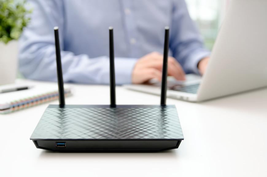 Switch broadband provider
