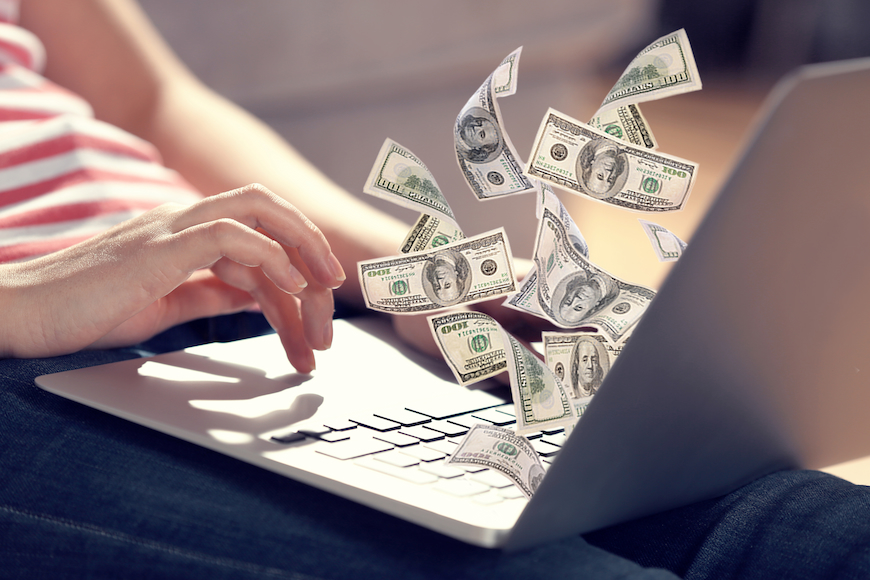 Cheapest broadband plans - money and laptop