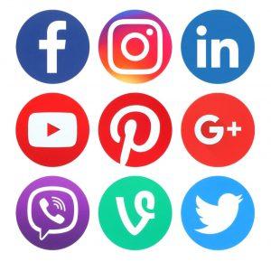 Contatti Social media di Eolo