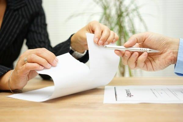 Résiliation contrat EDF