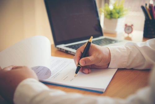 Modifier un contrat EDF