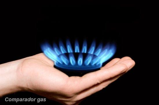 comparador gas