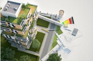 ejemplo de edificio eficiente