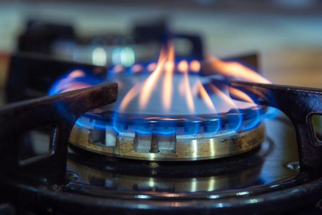 mise en service gaz