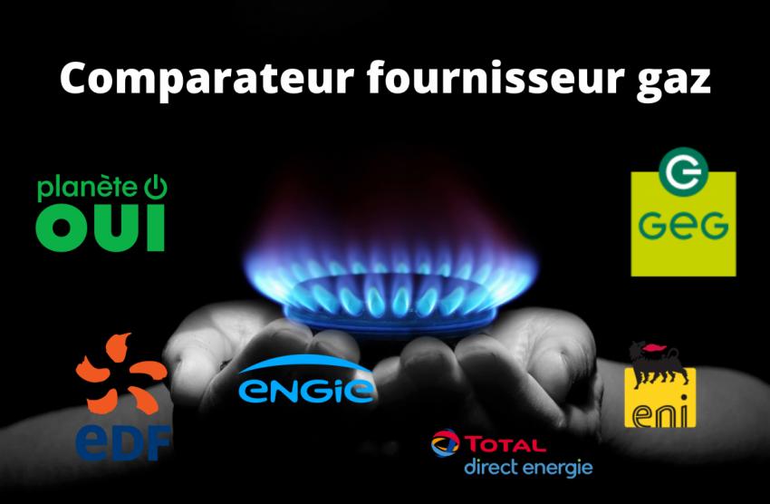comparateur fournisseur gaz